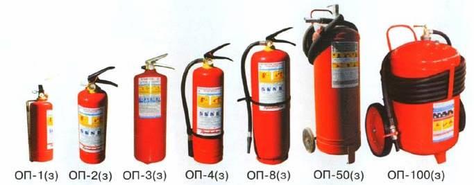 купить огнетушитель и маску